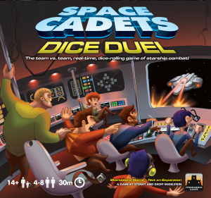 space cadet dice duel