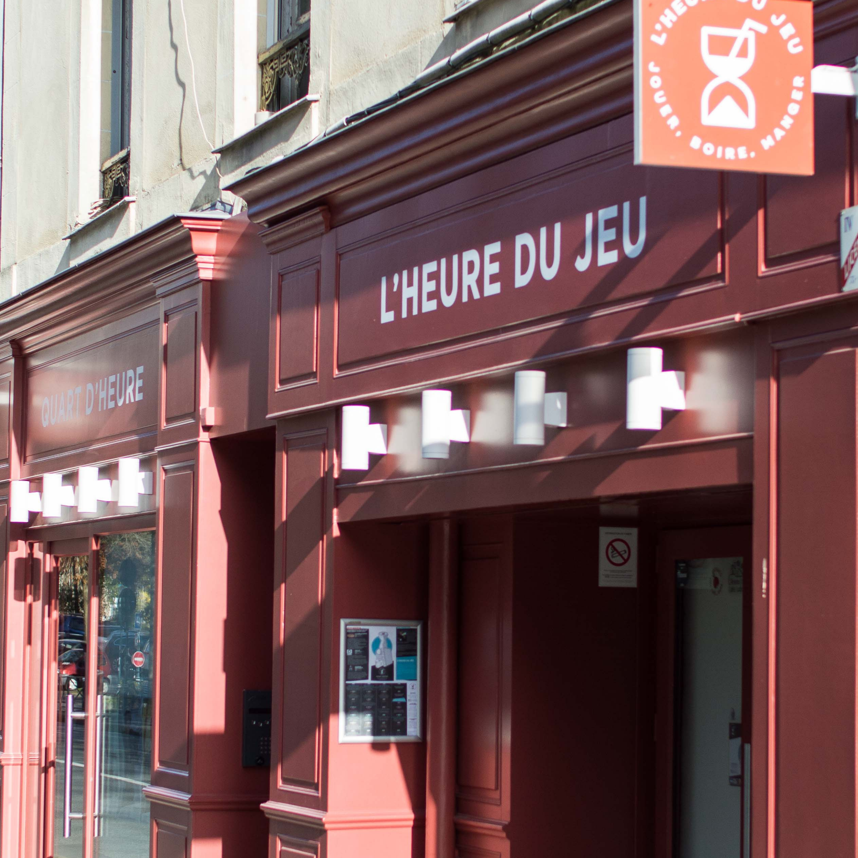 L'HEURE DU JEU CHAMPS LIBRES