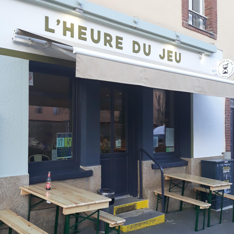 L'HEURE DU JEU ANATOLE FRANCE